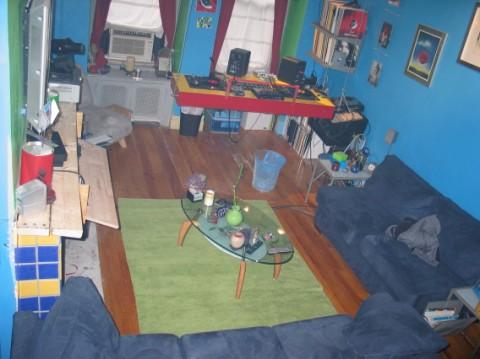 Chelsea 211 Living Room Before PIC