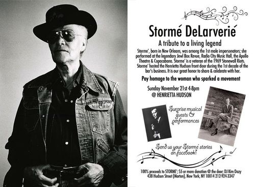 Storme invite