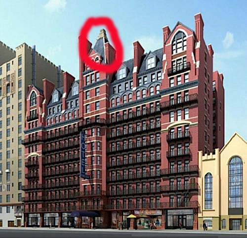 Committee Rammed Through Their Roval Of A Massive Rooftop Addition To The Historic Hotel This Came As Quite Shock Concerned Residents
